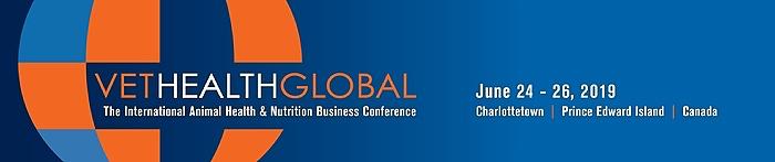 VetHealth Global 2019 logo