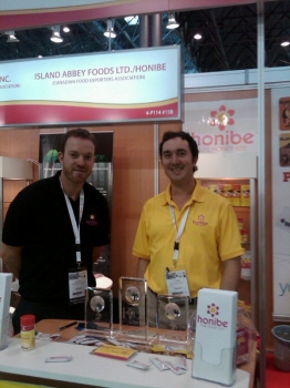 PEI Honeydrop™ Wins Top World Food Prize
