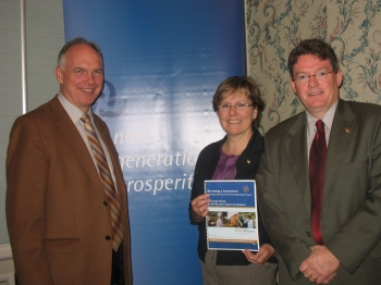 Becoming a Somewhere - Strategy for Development of PEI Bioscience Human Resources Released